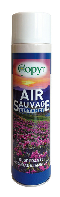 AIR  SAUVAGE DISTANCE 3400126