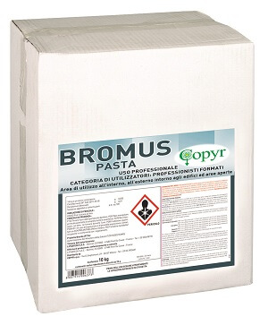BROMUS Pasta per professionisti formati 2450618