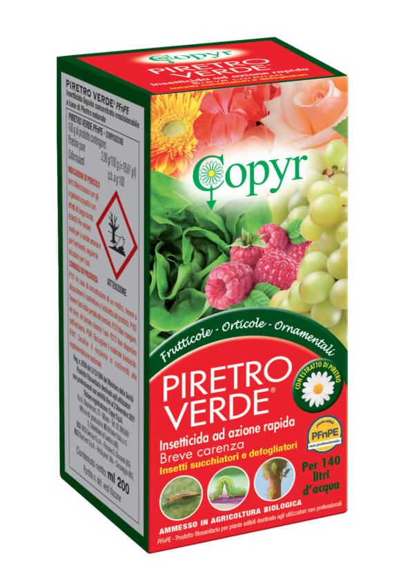 PIRETRO VERDE 200ml