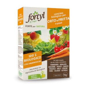 FORTYL ORTO E FRUTTA KG 1 GRANULARE | Copyr