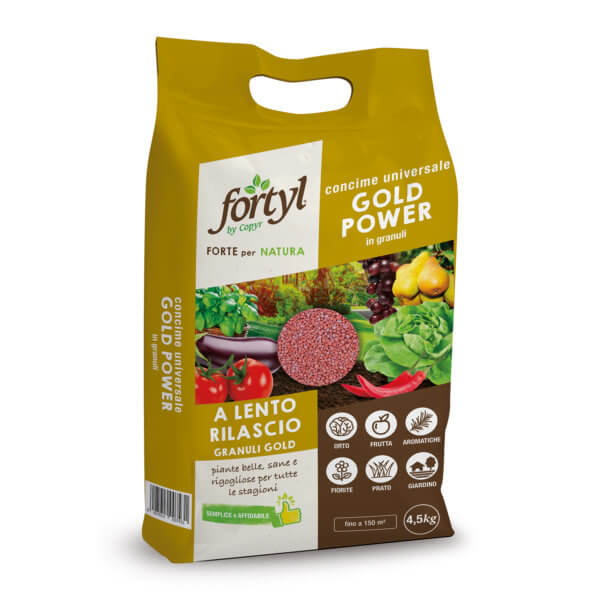 FORTYL GOLD POWER SACCO 4.5 KG | Copyr