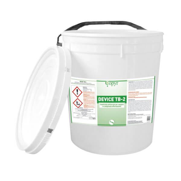 DEVICE TB2 (2g) 5 KG SECCHIO | Copyr