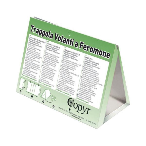 TRAPPOLA VOLANTI A FEROMONE | Copyr