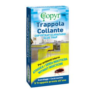 COPYRTRAP SET 5 T.X SCARAF. | Copyr