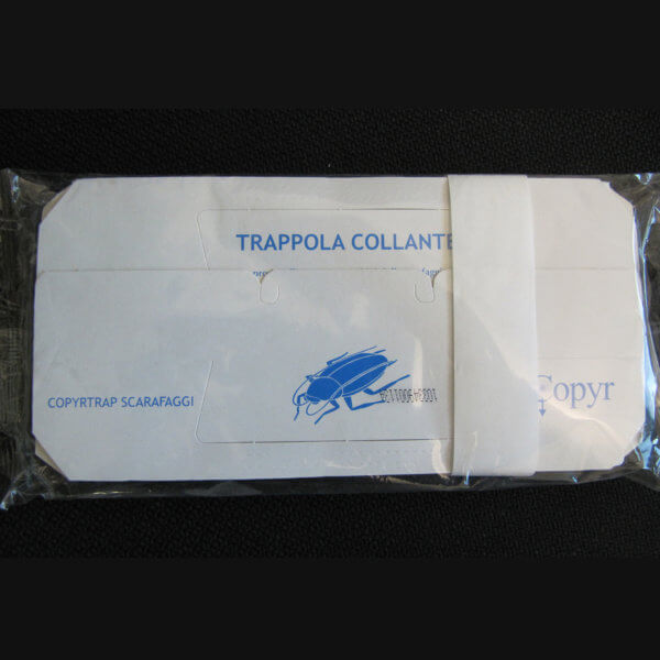 COPYRTRAP SET 5 T.X SCARAF.-1 | Copyr