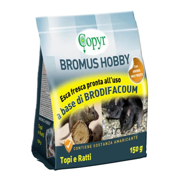 BROMUS HOBBY PASTA 150 G 25ppm | Copyr