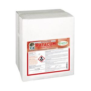 RATACUM PASTA KG.15 TRAINED PRO. 50ppm | Copyr