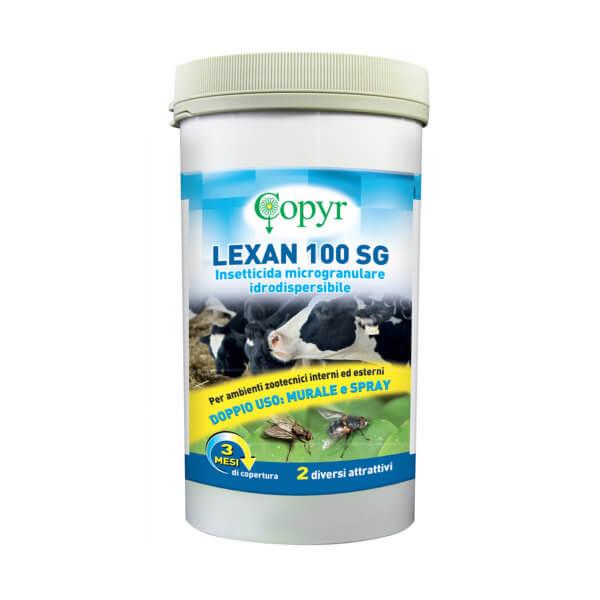 LEXAN 100 G. 750 | Copyr
