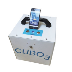 CUBO 3 DELUX APPARECCHIO A OZONO | Copyr