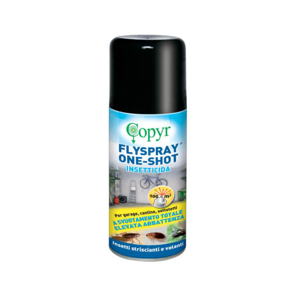 BOMB. FLYSPRAY ONE SHOT ML 150 | Copyr